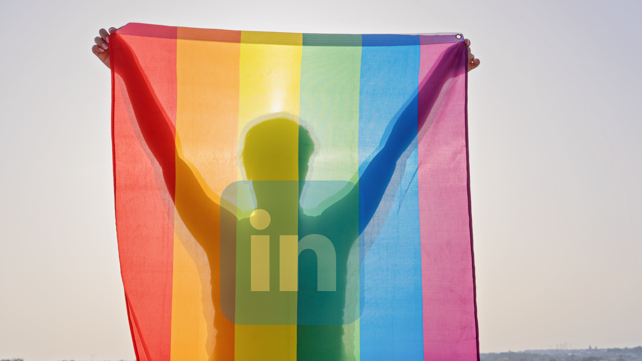 LinkedIn logo pace: scelta di brand strategy o messaggio subliminale?